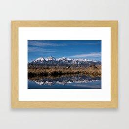 Shavano Framed Art Print