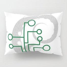 Data Kraken Pillow Sham