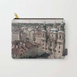 Prague Rooftop 01 Carry-All Pouch