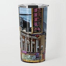 Orpheum Theater Travel Mug