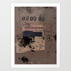outlaws #4 Art Print