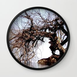 Inclined to....... Wall Clock