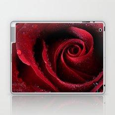 My Birthday Rose Laptop & iPad Skin