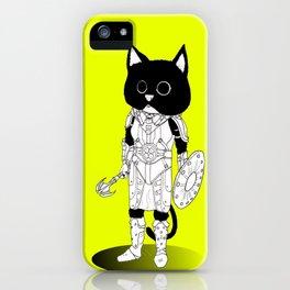 Ju'Lias, Khajiit of Adventure iPhone Case