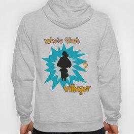 Who's That Villager? Hoody