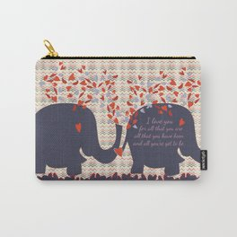Lucas Carry-All Pouch