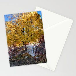 Fall is here - Glenwood Springs, CO Stationery Cards