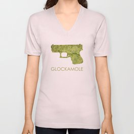 Glockamole Unisex V-Neck