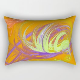 Tornado Rectangular Pillow