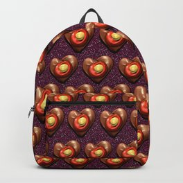 Say It With Chocolate #1 Backpack