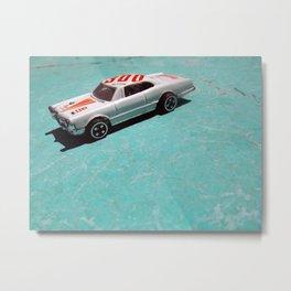 Little Car Metal Print