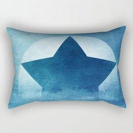 Star Composition III Rectangular Pillow