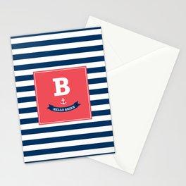 hello B! Stationery Cards