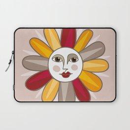 Sun Queen II Laptop Sleeve