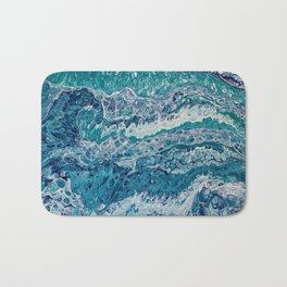 Bermuda Blues Bath Mat