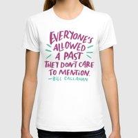 bill T-shirts featuring Bill Callahan by Josh LaFayette