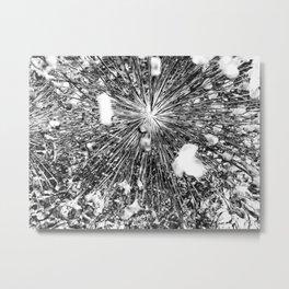 Solar Flare Metal Print