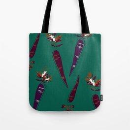 Carrot Print  Tote Bag
