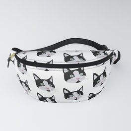 Family Cat Portraits, Lucy Fanny Pack