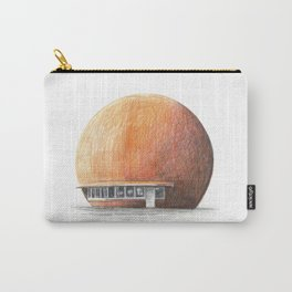 Montreal's Orange Julep Carry-All Pouch