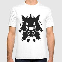 Who's That Inkblot?  It's Gengar! T-shirt