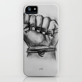 Make A Fist! iPhone Case