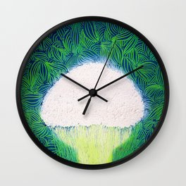 Jellyfish - It's a crime to fall in love Wall Clock