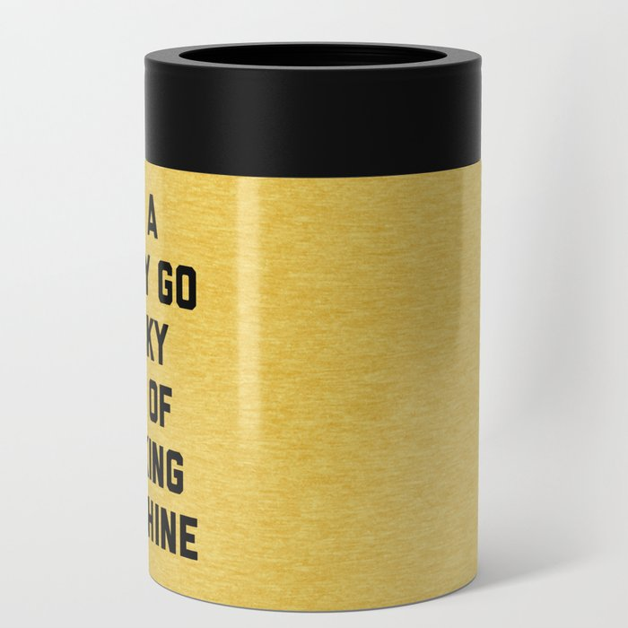 Ray Of Fucking Sunshine Funny Quote Can Cooler