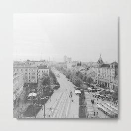 Vintage Debrecen Metal Print