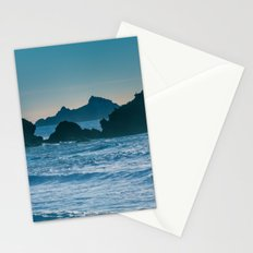 On a Saturday in Pacifica... Stationery Cards