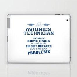 Avionics Technician Laptop & iPad Skin