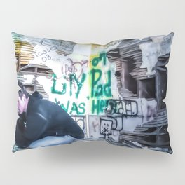 Rundown Church Pillow Sham