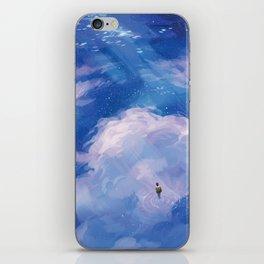 space is an ocean iPhone Skin