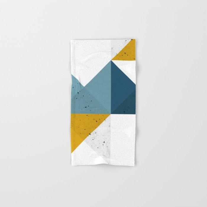 Modern Geometric 19 Hand & Bath Towel