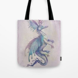 Sea Dragon Tote Bag