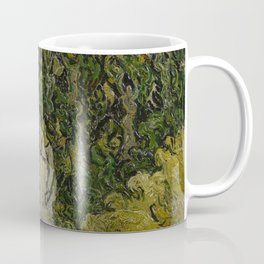 Cypresses and Two Women Coffee Mug