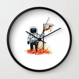 I Claim this Sun for GYAAHHHH Wall Clock