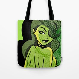Ladies of DC - Poison Ivy Tote Bag