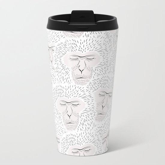 KEEP WARM Metal Travel Mug