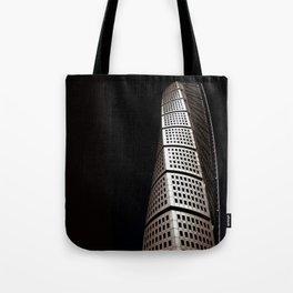 Turning Torso Tote Bag