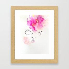 AY x WildHumm 6 Framed Art Print