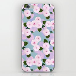 The Camellia Theory iPhone Skin