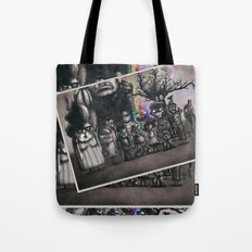 Ms. Nebun's Academic Spook Class Photo Tote Bag