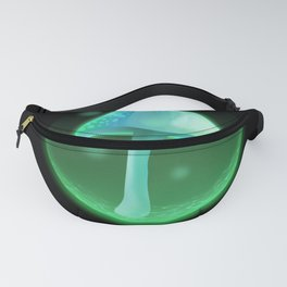 Poison Biome Fanny Pack