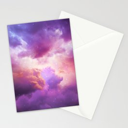 The Skies Are Painted Stationery Cards