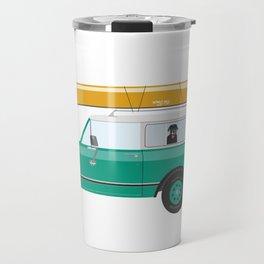 Go Canoeing Travel Mug