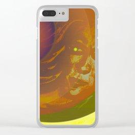 Cosmic Boy - Meteor II / 05-02-17 Clear iPhone Case