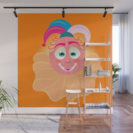 Lolo AlfsToys head Wall Mural