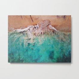 beach view, Indonesia #society6 #decor #buyart Metal Print