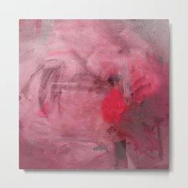 O Cravo e a Rosa Metal Print